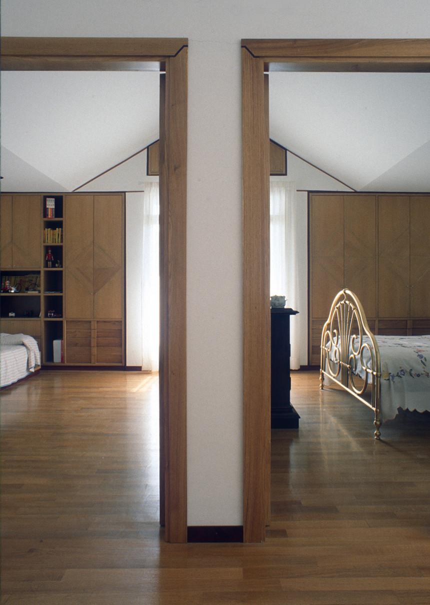 Stanza da letto Casa Iorio a Calvi Risorta