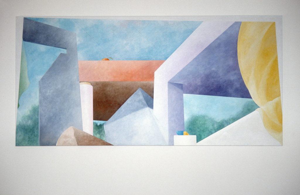 Pittura e architettura